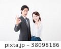 男女 20代 会社員の写真 38098186