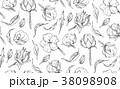 パターン 柄 模様のイラスト 38098908
