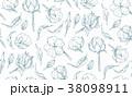 パターン 柄 模様のイラスト 38098911