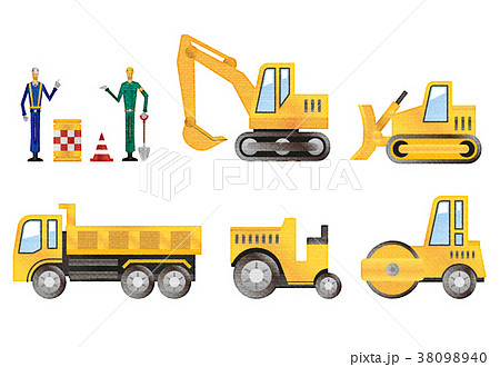 工事のセット 38098940