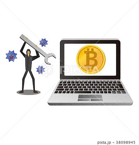 ビットコイン 38098945