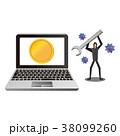 仮想通貨 38099260