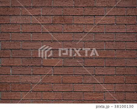 レンガタイルの壁 38100130
