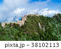 石鎚山(愛媛県) 空撮 38102113