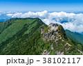 石鎚山(愛媛県) 空撮 38102117
