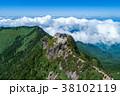 石鎚山(愛媛県) 空撮 38102119