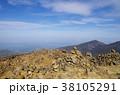 刈田岳 山頂 山の写真 38105291