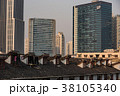 中国・上海の再開発地区 38105340