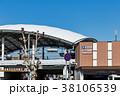 阪神電車、甲子園駅。甲子園球場最寄駅。 38106539