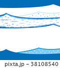 海と山の模様 38108540
