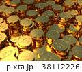 ビットコイン 暗号通貨 仮想通貨のイラスト 38112226
