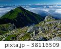 山 夏山 雲海の写真 38116509