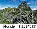 宝剣岳 木曽駒ヶ岳 駒ヶ岳の写真 38117185
