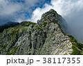 山 宝剣岳 木曽駒ヶ岳の写真 38117355