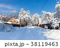 Beautiful winter landscape 38119463