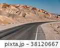 Highway in Death Valley National Park, California 38120667