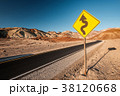 Artist's Drive in Death Valley 38120668