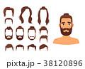 ベクタ ベクター ベクトルのイラスト 38120896