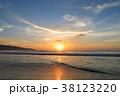 バリ島のサンセット 38123220