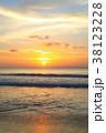 バリ島のサンセット 38123228