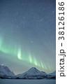 オーロラ ノルウェー 38126186