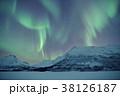オーロラ ノルウェー 38126187