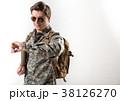 兵士 のどかな 静かの写真 38126270