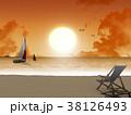 リゾート旅行 38126493