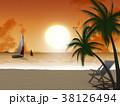 リゾート旅行 38126494