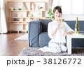 若い女性(ワイン) 38126772