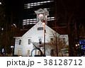 札幌時計台 夜景 38128712