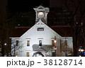 札幌時計台 夜景 38128714