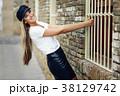 女性 若い 若の写真 38129742