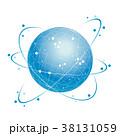 ネットワーク グローバル ベクターのイラスト 38131059