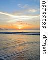 バリ島のサンセット 38135230