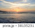 バリ島のサンセット 38135231