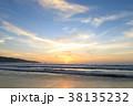 バリ島のサンセット 38135232