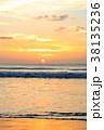 バリ島のサンセット 38135236