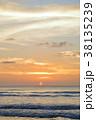 バリ島のサンセット 38135239