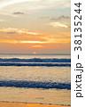 バリ島のサンセット 38135244