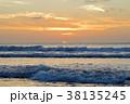 バリ島のサンセット 38135245