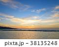 バリ島のサンセット 38135248