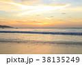 バリ島のサンセット 38135249