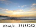 バリ島のサンセット 38135252