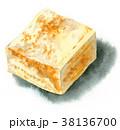 和菓子 お菓子 スイーツのイラスト 38136700
