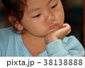 女の子_考える 38138888
