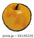 秋の味覚 フルーツ 果実のイラスト 38146226