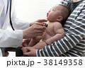 定期検診 あかちゃん 母親の写真 38149358