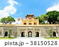 ベトナム タンロン遺跡 38150528
