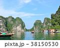ベトナム 夏のハロン湾 38150530